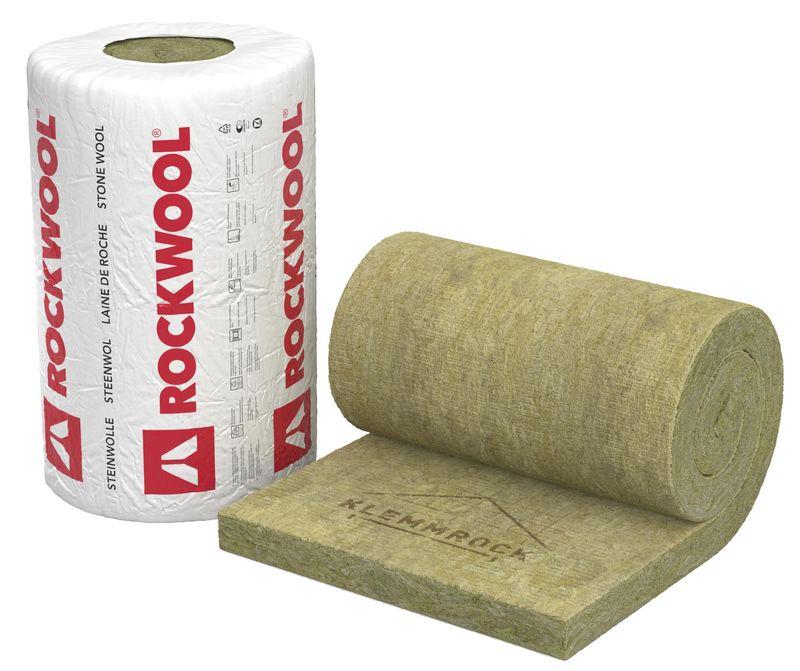 ROCKWOOL Klemmrock – Steinwolle für Zwischensparrendämmung