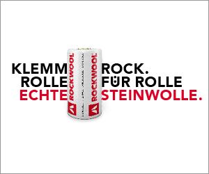 ROCKWOOL Klemmrock – Aktion